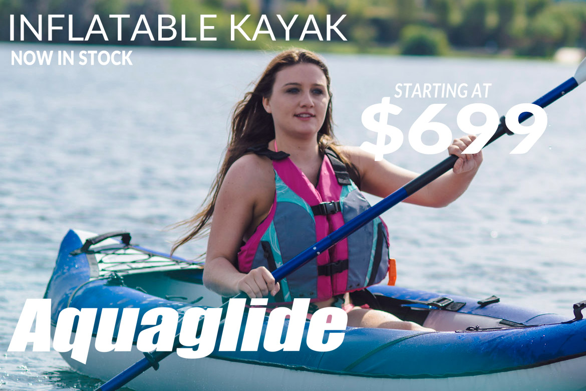 inflatable kayaks collingwood blue mountain